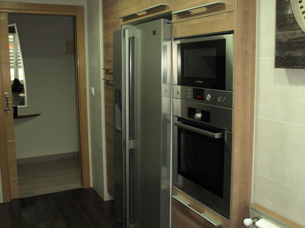 Pin frigorificos americano en varios compra al mejor - Cocinas con frigorifico americano ...